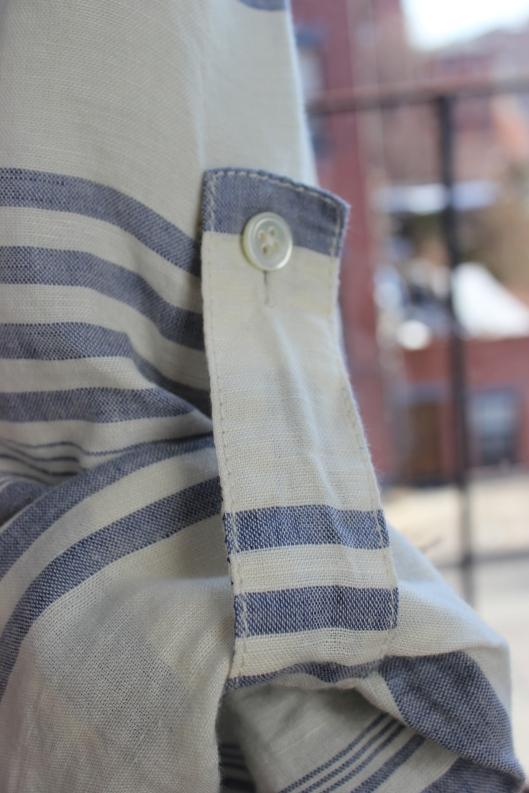 J Crew Linen Shirt