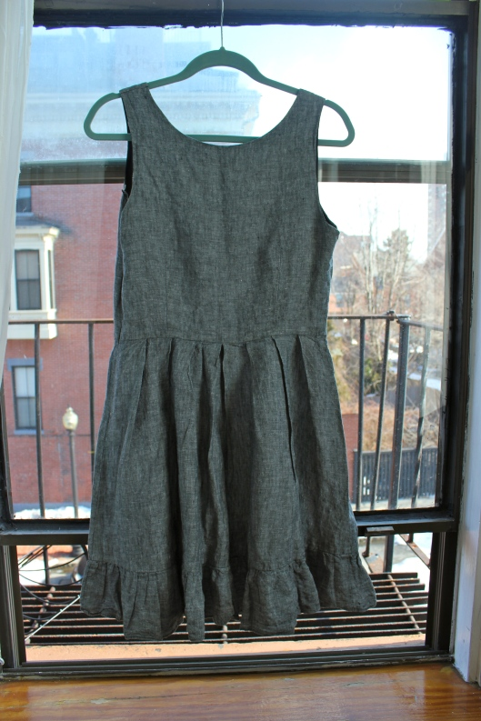 Cynthia Rowley Linen Dress