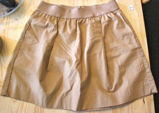 J Crew Nico Skirt